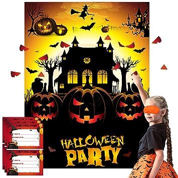 Amazon.com: URATOT - Pin de Halloween para la nariz y los ...