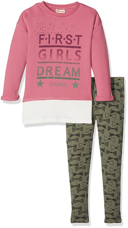 Brums Girl's Sportswear Set 173BGEM002