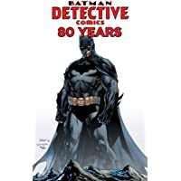 Detective Comics 80 Years Of Batman Deluxe Edition
