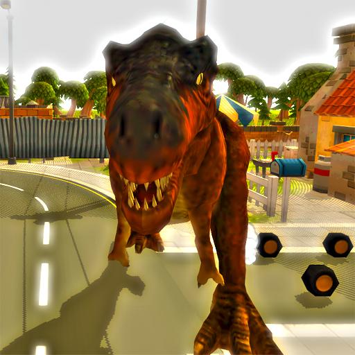(Dinosaur Simulator 3D )