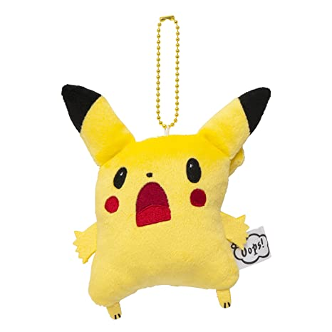 Pokemon Center Original mascota llavero, diseño de Pikachu ...