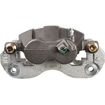 A1 Cardone 18-B8069 Unloaded Brake Caliper with Bracket (Remanufactured): Automotive