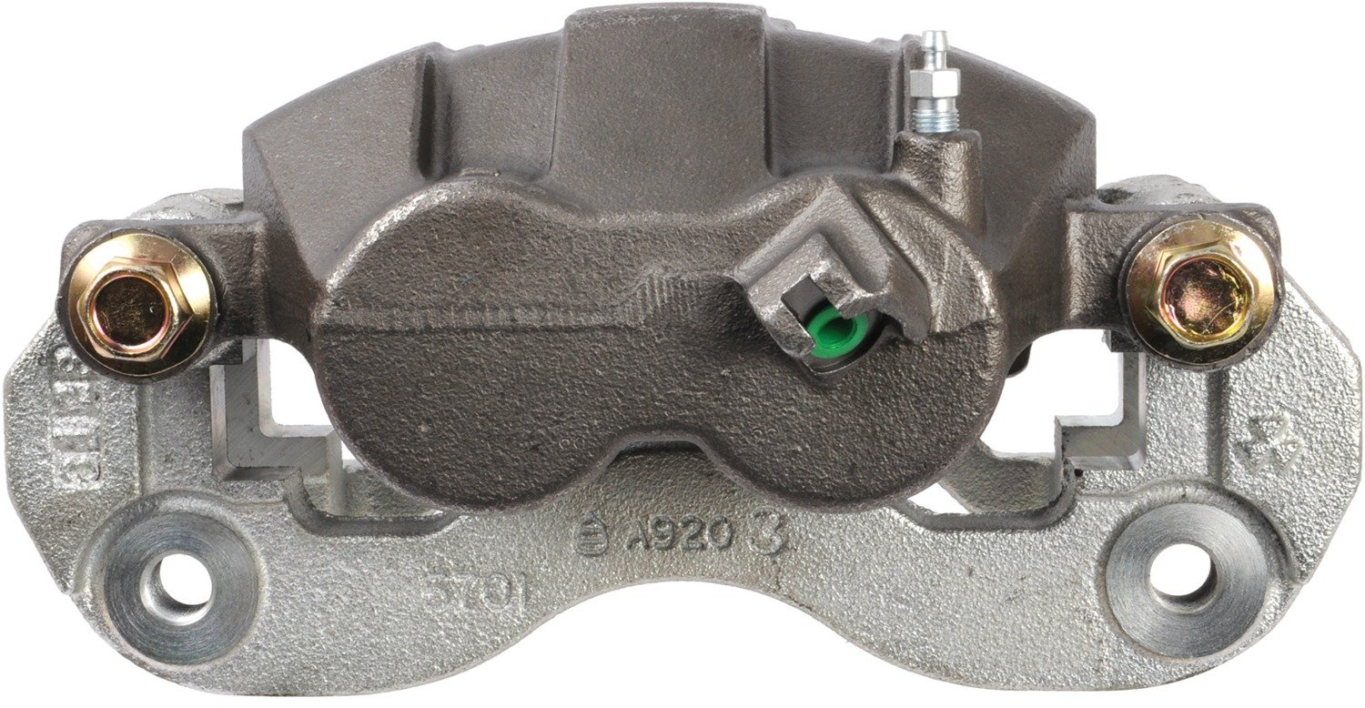 A1 Cardone 18-B8069 Unloaded Brake Caliper with Bracket (Remanufactured) by A1 Cardone
