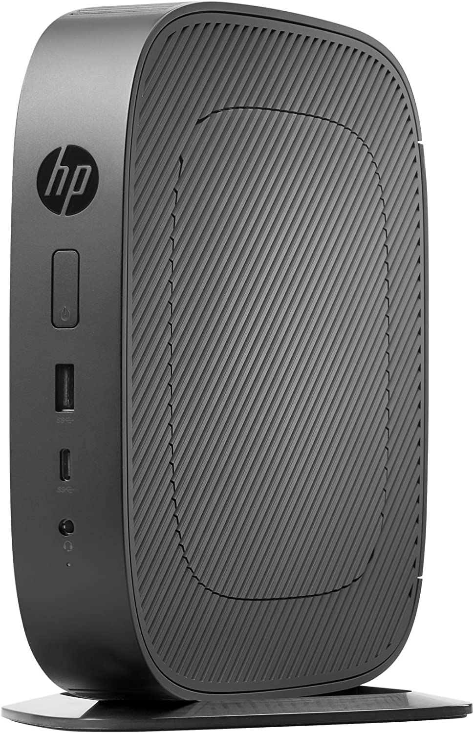 HP 1MV51UT#ABA T530 Thin Client Tower, 4GB RAM, 16GB Flash Storage, AMD Radeon R2, Black