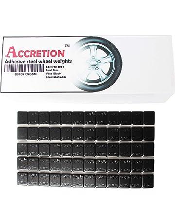 Amazoncom Wheel Weights Wheel Accessories Parts Automotive