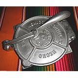 7 INCH Tortilla Chapati Flatbread Press Aluminum Tortilladora-Aluminum Press 7 inch
