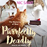 Purrfectly Deadly: The Mysteries of Max, Book 2