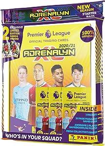 Panini Premier League 2020/21 Adrenalyn XL Starter Pack