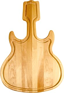 product image for Catskill Craftsmen Guitar Shaped Cutting Board