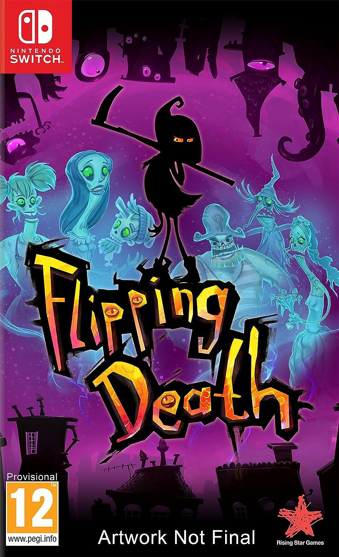 Flipping Death - Edición Estándar: Amazon.es: Videojuegos