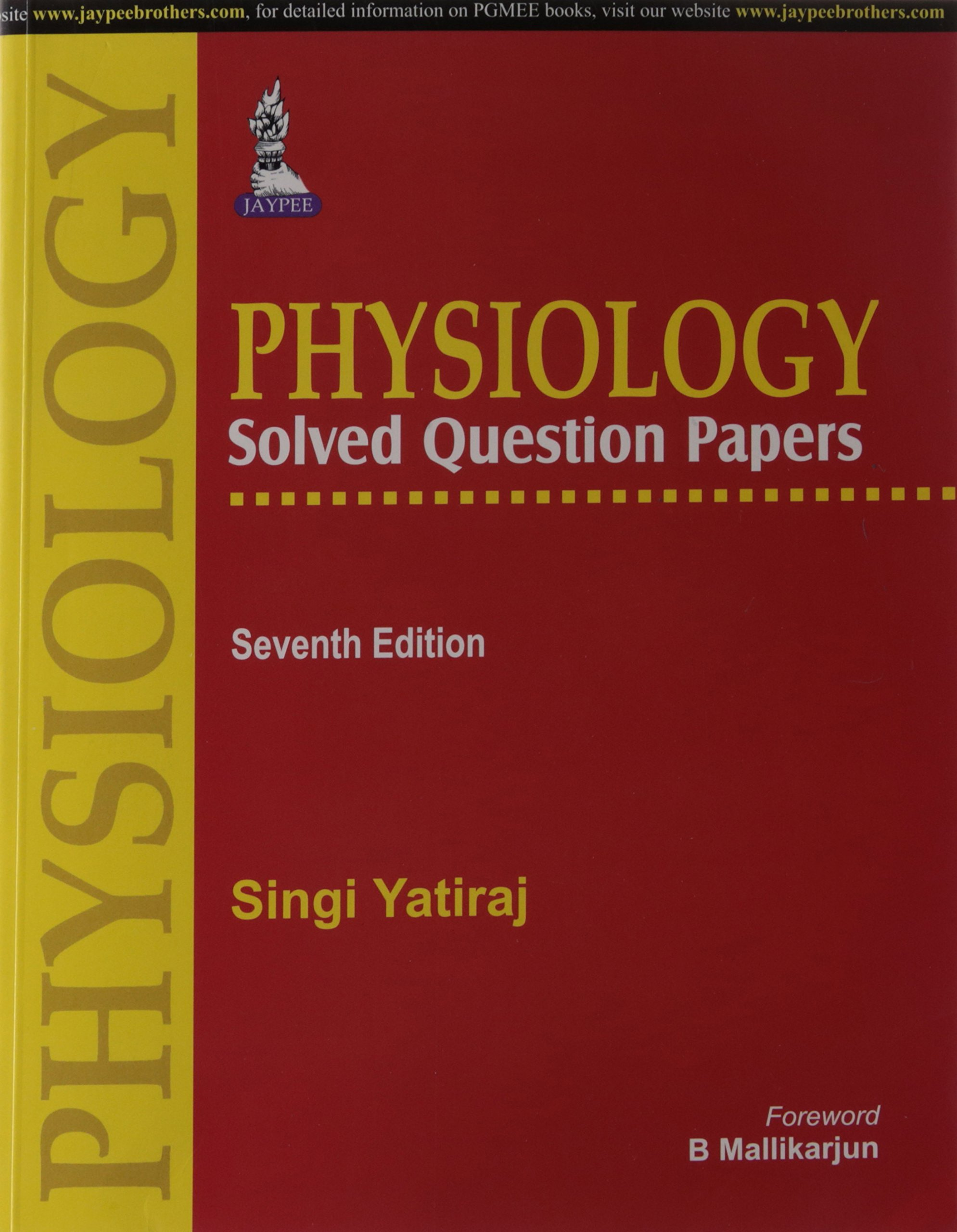 buy physiology solved question papers book online at low prices in