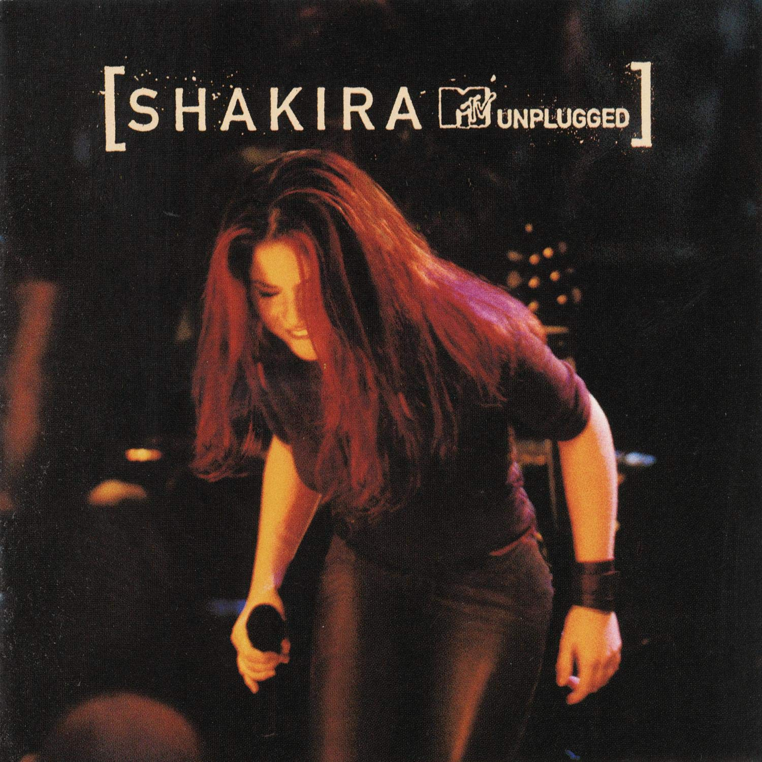 Shakira: MTV Unplugged by Sony Legacy