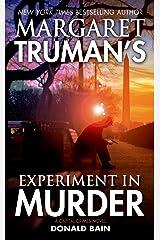 Margaret Truman's Experiment in Murder: A Capital Crimes Novel Mass Market Paperback