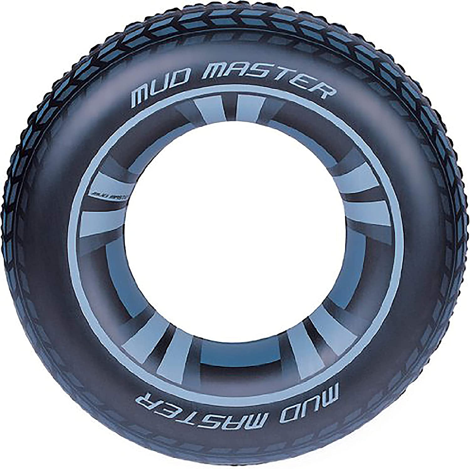 36 Mud Master Offroad Tire Inflatable Swim Tubes Best Way H2OGO 2 Pack