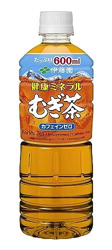 伊藤園 健康ミネラルむぎ茶 600ml×24本