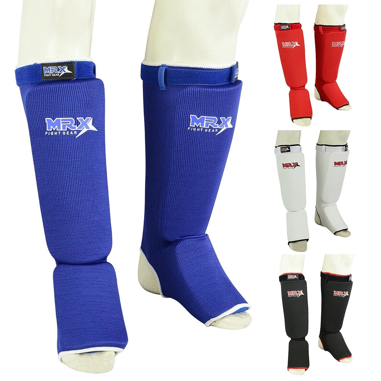 セットアップ MRX & BOXING & FITNESS MRX Muay Thai Shin Shin Guard & Kick Boxing Leg & Foot Protector Pad MMA (Blue, S/M) B07CLGSSH9, 箸屋助八:1c017df0 --- a0267596.xsph.ru