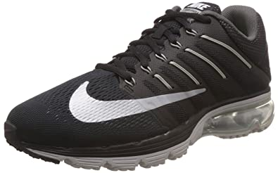 new product 9e8ab a7934 Nike Men s Air Max Excellerate 4 Black White Dark Grey Running Shoe 8 Men