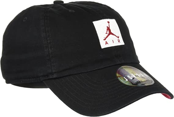 Nike Jordan H86 Jumpman Air, Gorro Unisex – Adulto, Negro/Gym Red ...