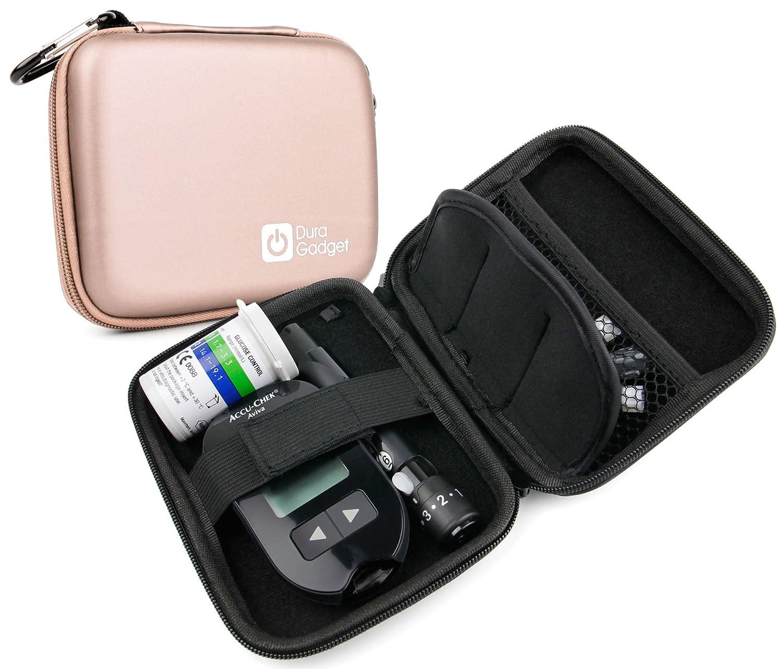 Amazon.com: DURAGADGET duro EVA Carcasas para insulina y ...