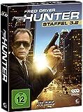 Hunter - Gnadenlose Jagd (Staffel 3.2 auf 3 DVDs im Digipack mit Schuber plus Episodenguide)