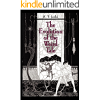 The Evolution of the Weird Tale book cover