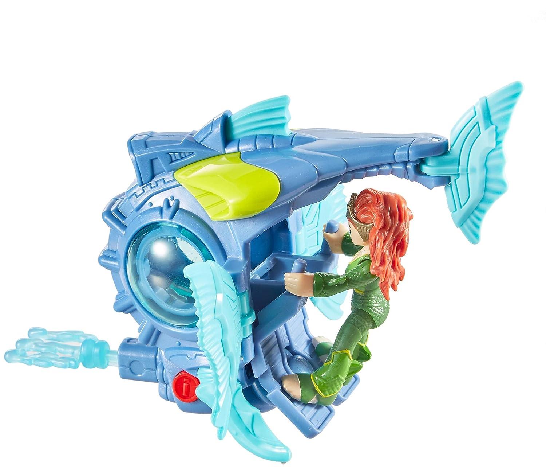 Fisher-Price FMX73 Imaginext DC Super Friends Mera & Battle Sub Mattel