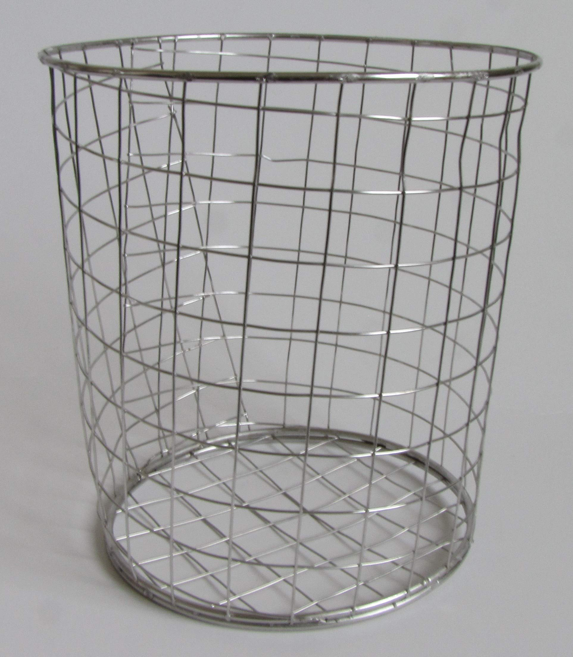 Gophers Limited Stainless Steel Wire Gopher/Mole Barrier Basket, 1 Gallon Size, 1 Case Quantity 12 Baskets by Gophers Limited