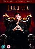 ルシファー シーズン3 [DVD-PAL方式 ※日本語無し](輸入版) -LUCIFER season 3-