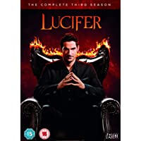 LUCIFER S3 [DVD] [2018]