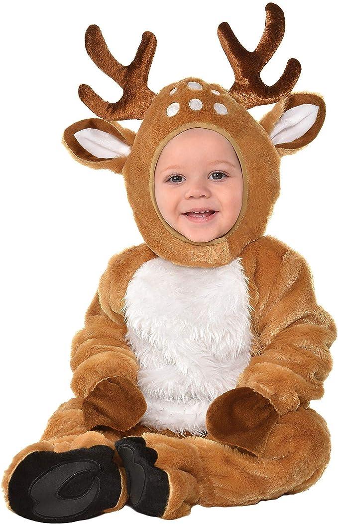 Suit Yourself Disfraz de ciervo para bebés, talla 6-12 meses ...