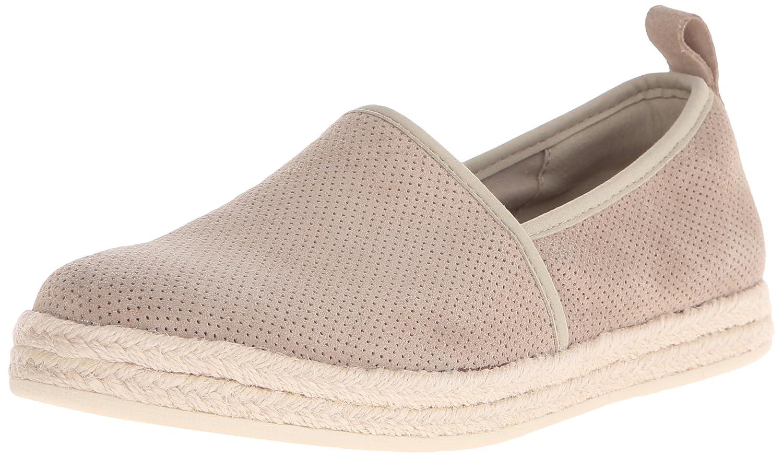 CLARKS Women's Azella Revere Flat Shoe B012OT7B1A 6 W US|Sand Suede