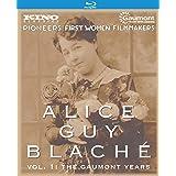 ALICE GUY BLACHE Volume 1: The Gaumont Years