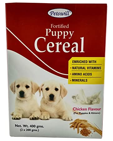 Buy Petswill Puppy Cerelac (Chicken Flavour)(400g) Online at Low Prices in  India - Amazon.in