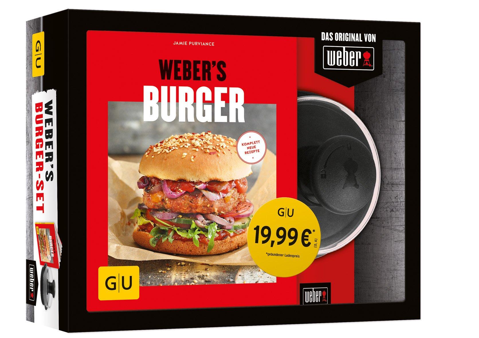 Webers Burger-Set: Amazon.es: Jamie Purviance: Libros en idiomas extranjeros