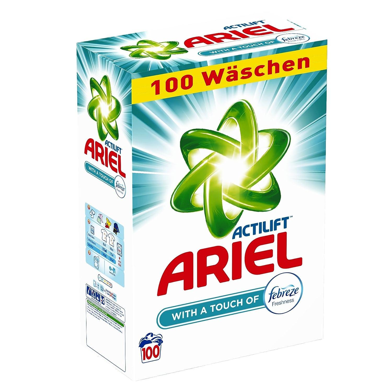 Ariel Waschpulver mit Febreze 6,5 kg - productos de lavandería ...