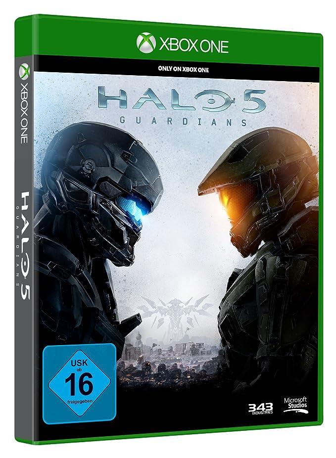 Microsoft Halo 5: Guardians F/ [Importación Alemana]