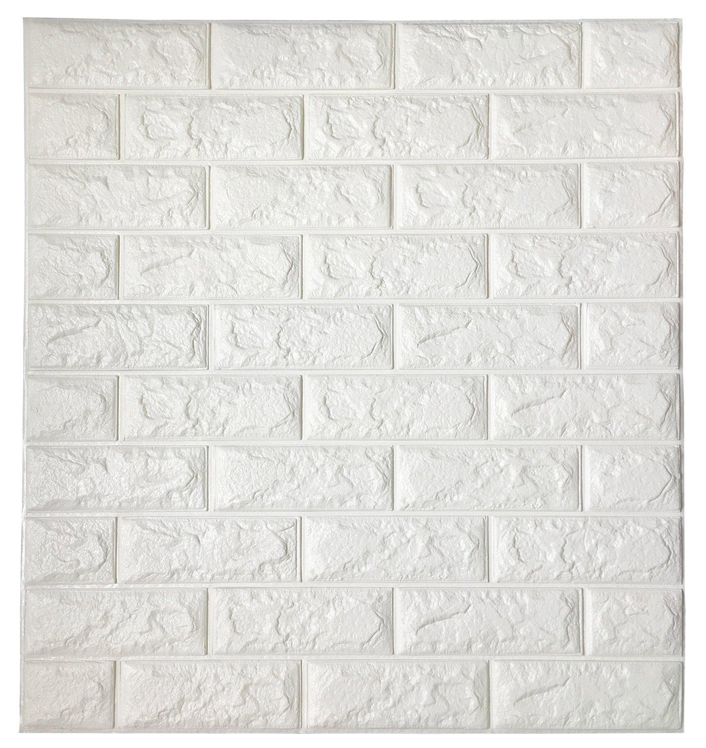 Brick Wall Panel: Amazon.com