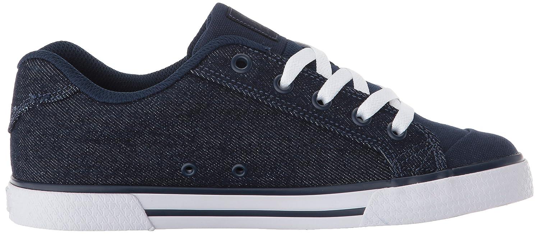 DC Women's Chelsea TX SE Sneaker US|Dark B075998QHD 7.5 B B US|Dark Sneaker Blue 544c79