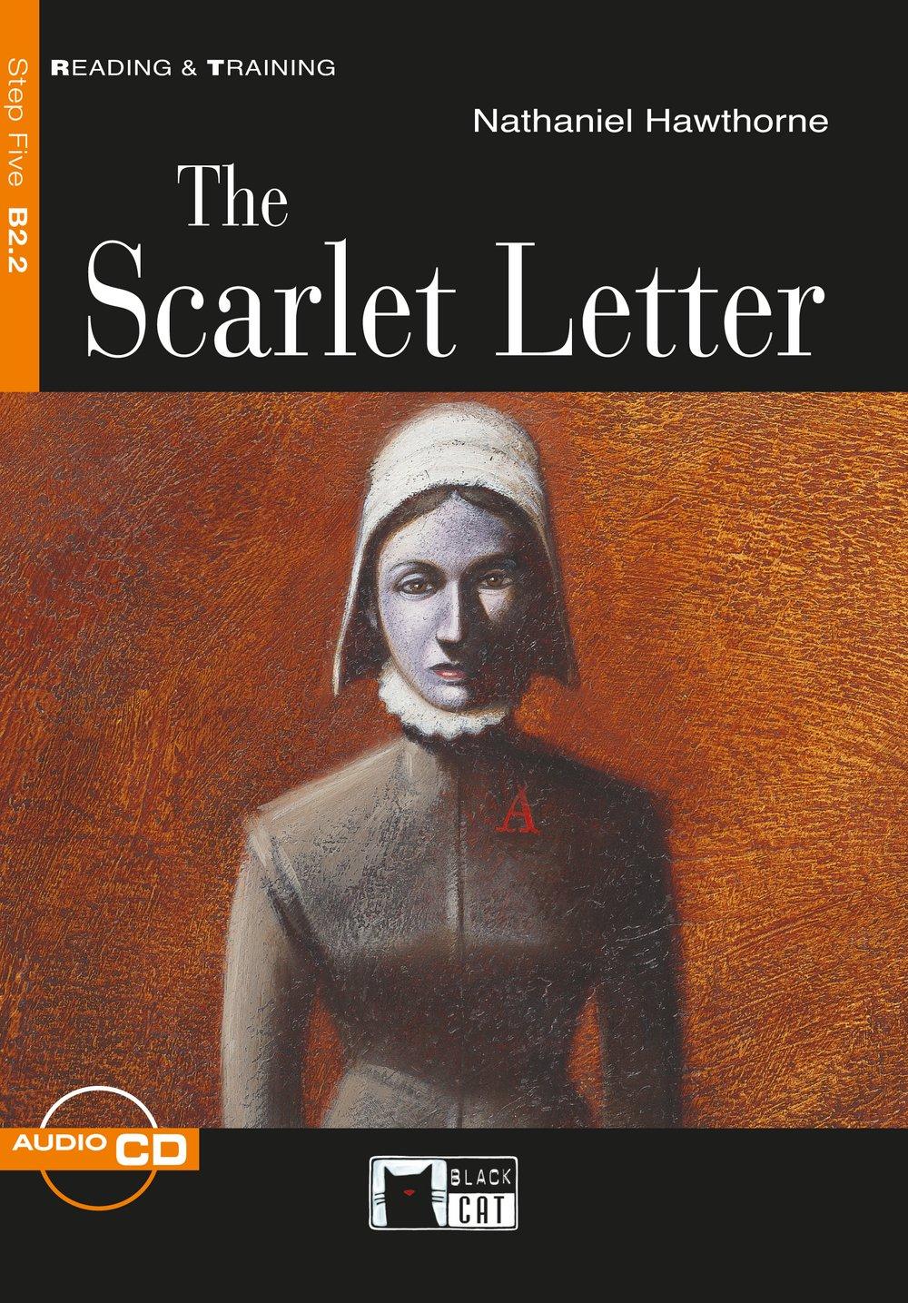 The Scarlet Letter: Englische Lektüre für das 5. und 6. Lernjahr. Buch + Audio-CD (Reading & training)