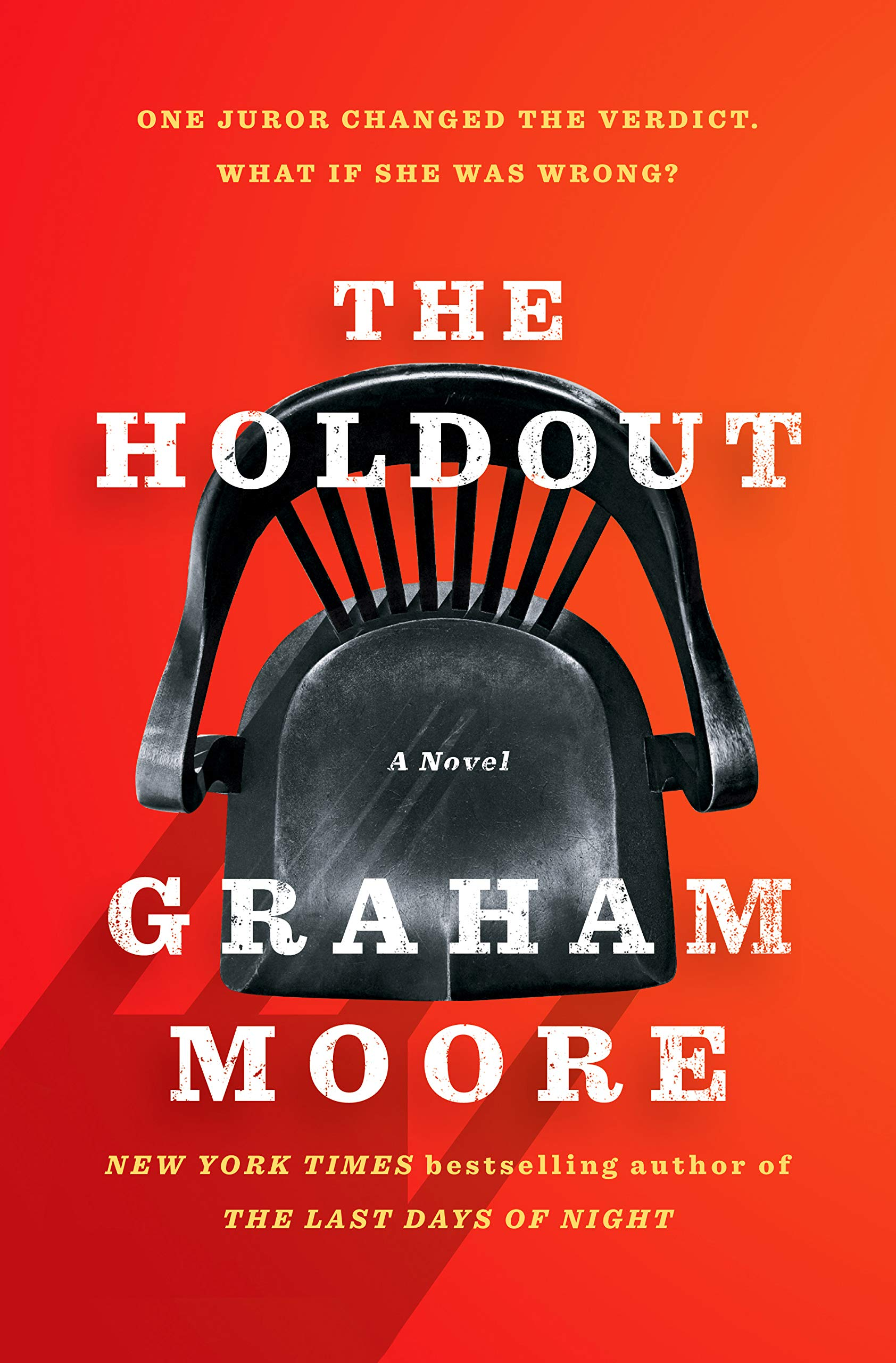 Image result for the holdout by graham moore
