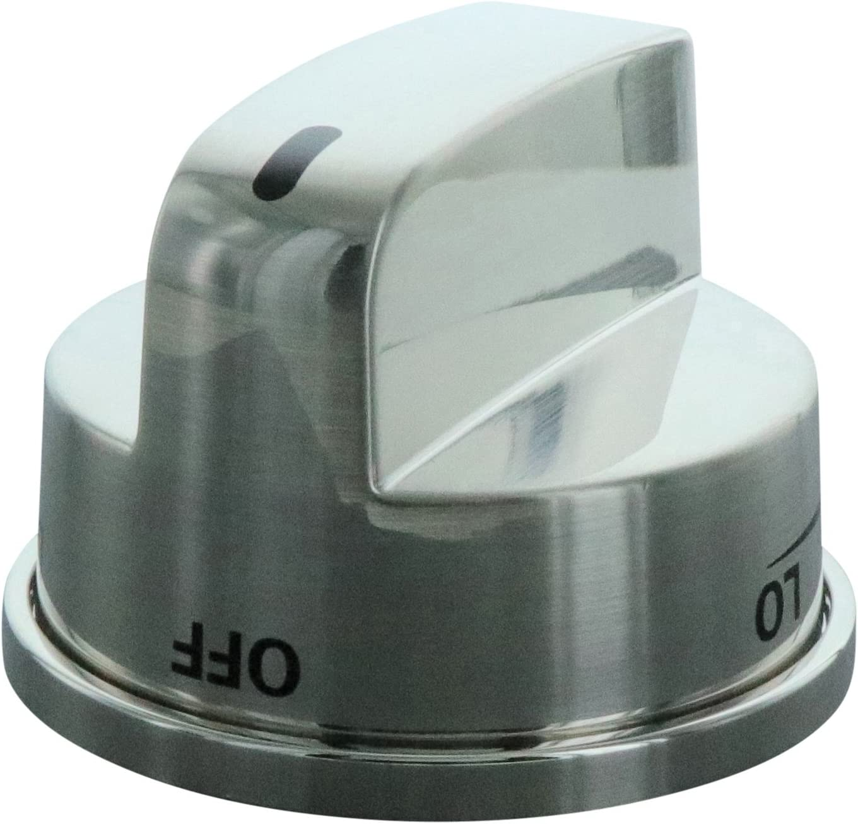 LG EBZ37189609 Knob Stainless Super Boil
