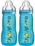 MAM 950500 - Baby Bottle, Biberon da 330 ml, confezione doppia, bambino