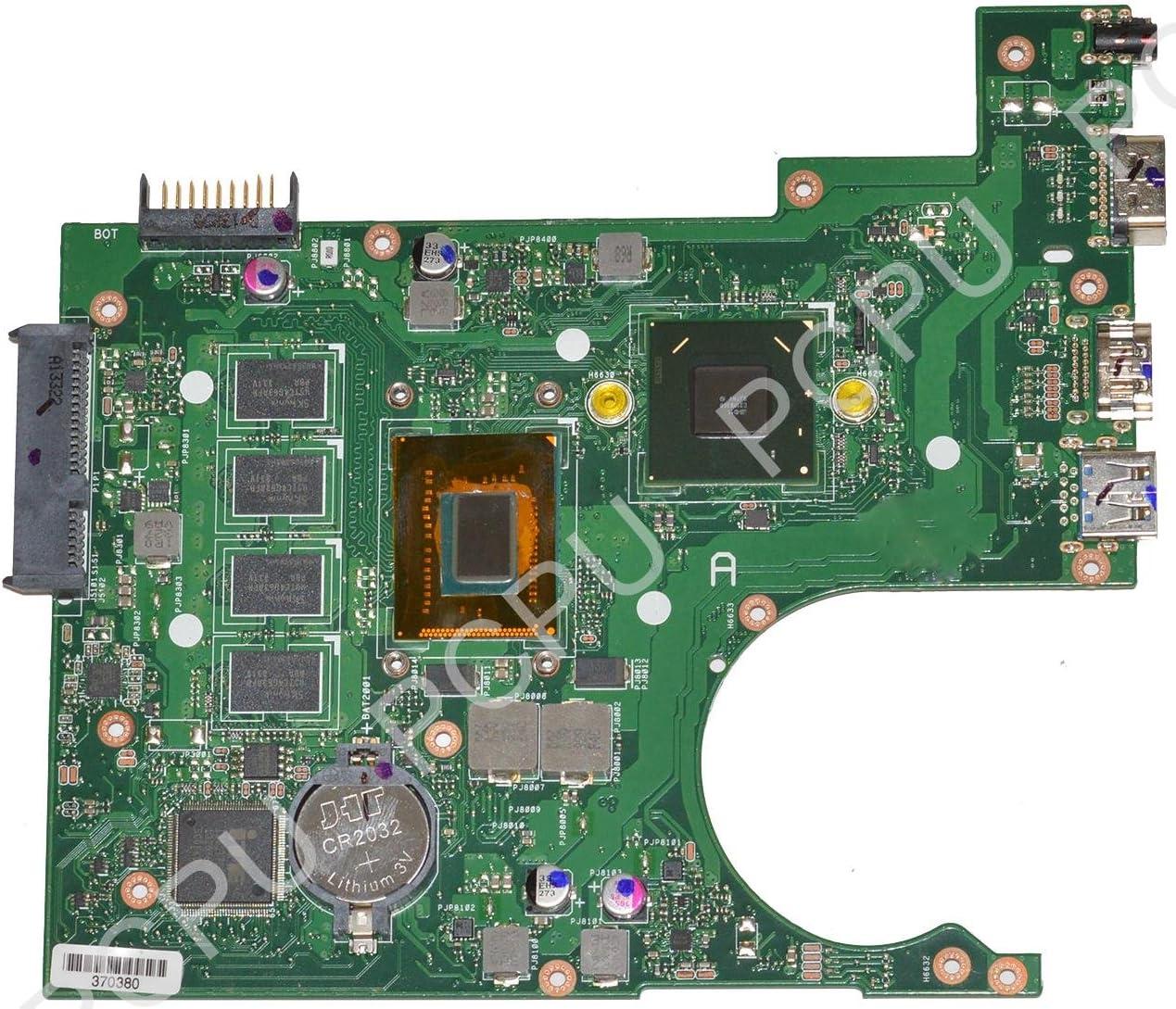 60NB02X0-MB3020 Asus X200CA Laptop Motherboard 4GB w/Intel Celeron 1007U 1.5GHz CPU