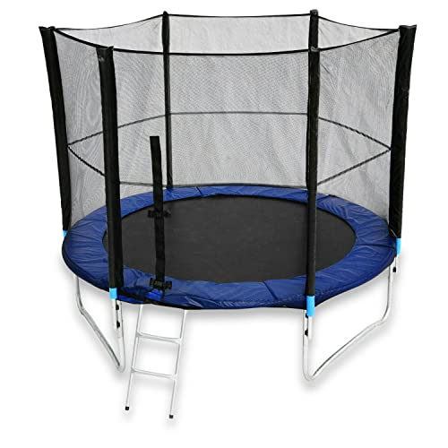 We R Sports Trampoline With Safety Net Enclosure Ladder Rain Cover 6ft, 8ft, 10ft, 12ft, 14ft, And 16ft
