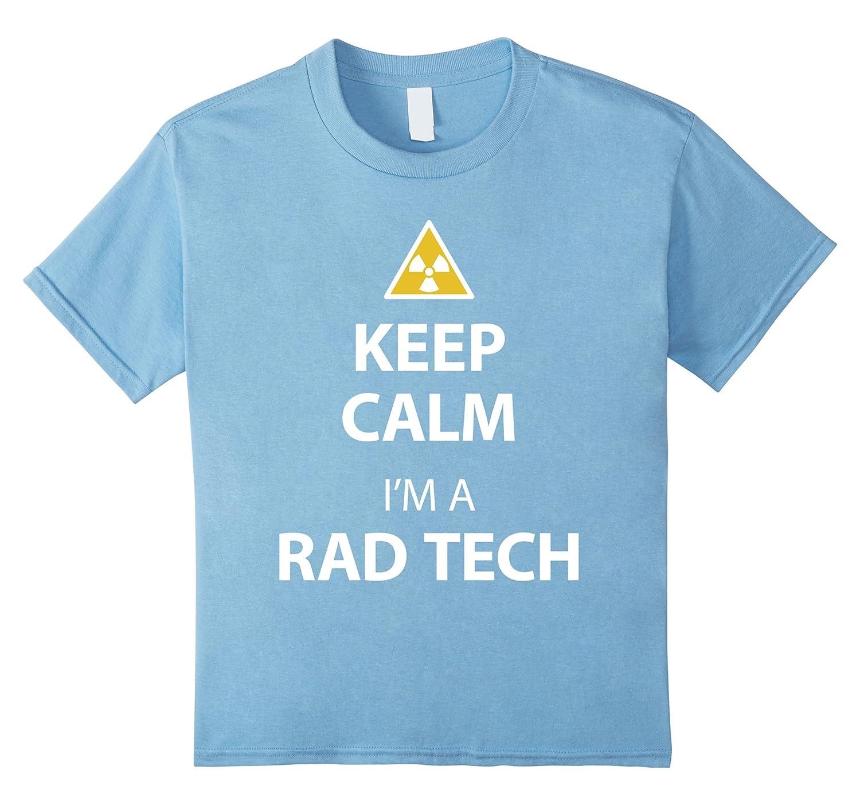 Amazon keep calm im a rad tech radiology radiation symbol t amazon keep calm im a rad tech radiology radiation symbol t shirt clothing buycottarizona Image collections