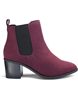 Womens June Boots Simply Be