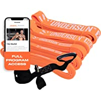 Undersun Fitness Home Gym & Exercise Equipment - Muscle Building Workout Program with 5-Band Home Workout Resistance…
