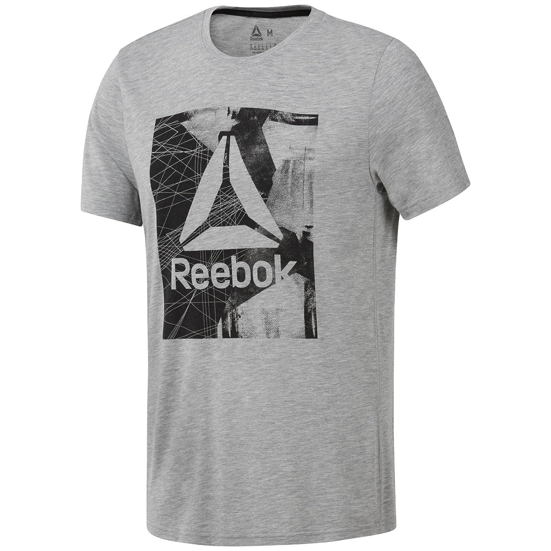 Reebok Men's Workout Ready Supremium Graphic Tee