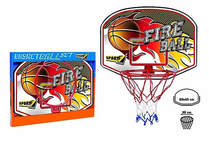 Diana Canasta Baloncesto Fire Ball Sport One forma: Amazon.es ...