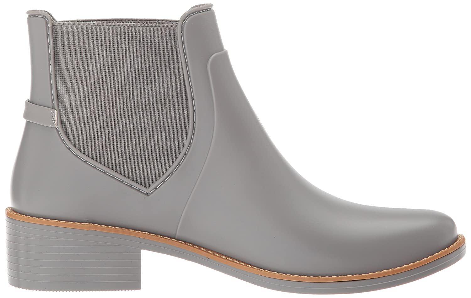 Bernardo Women's Pansie Rain Boot Rubber B06XYGT96F 6 B(M) US|Grey Rubber Boot 479013
